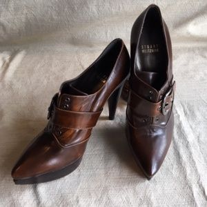 Stuart Weitzman Platform Heels, Size 6.5